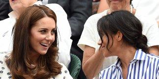 De reden dat de verlovingsring van Kate eigenlijk van Meghan had moeten zijn