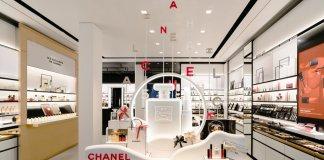 Chanel opent beautyboetiek in Antwerpen