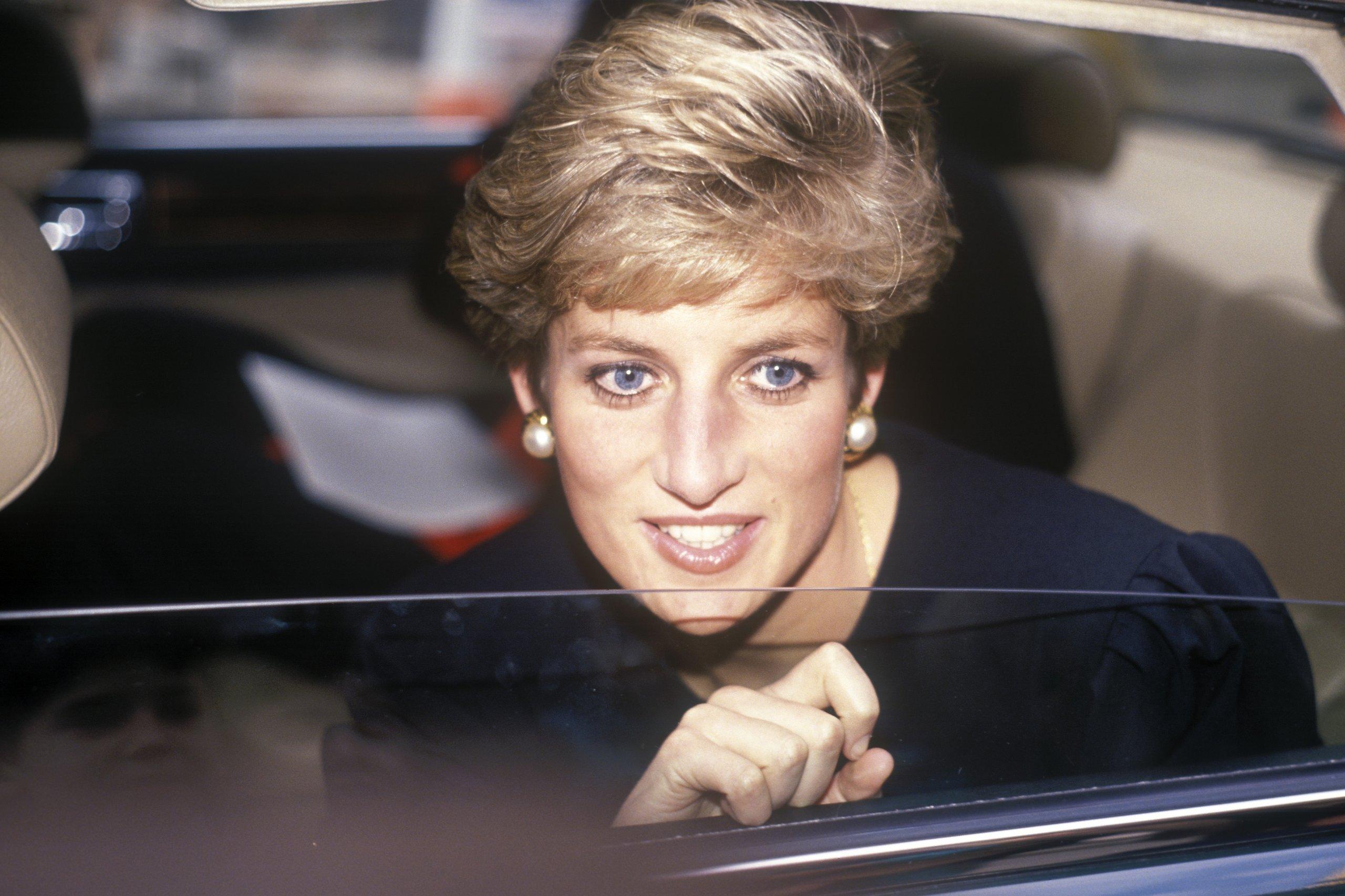Prinses Diana 60