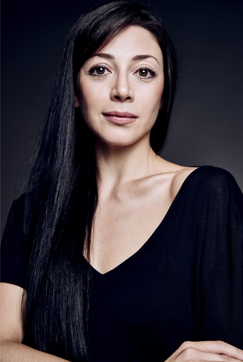 De stijl van Maia Makhateli