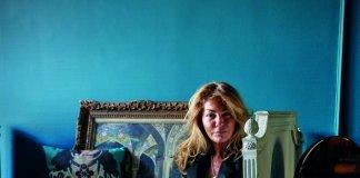 Het Brusselse herenhuis van Maryam Mahdavi