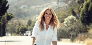 Julia Roberts: 'Leef het leven dat je écht gelukkig maakt'