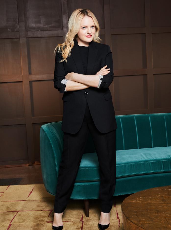 Elisabeth Moss: 'Vrouwen in Hollywood hebben nog een lange weg te gaan'