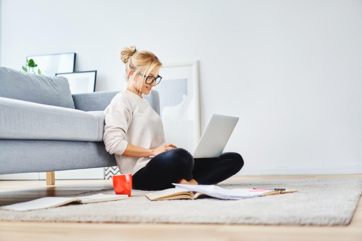 6 tips om thuis te werken als een pro