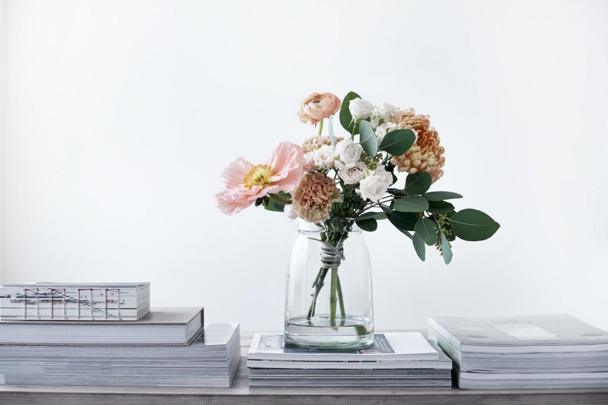 Bewezen: bloemen in huis zorgen voor minder stress