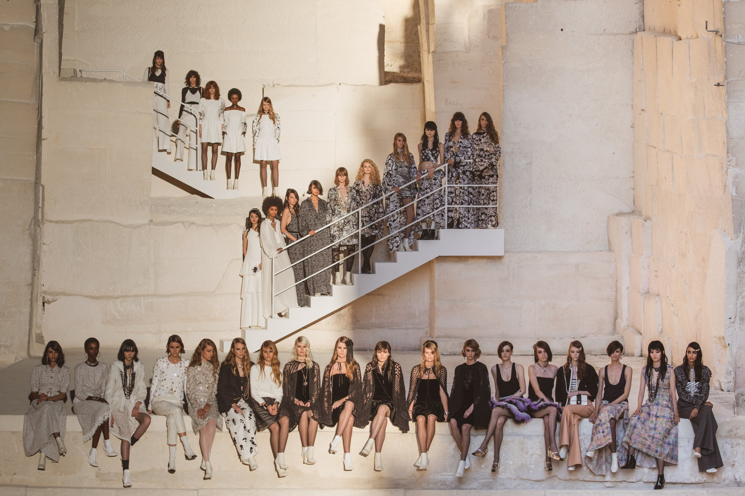 Chanel Cruise Show