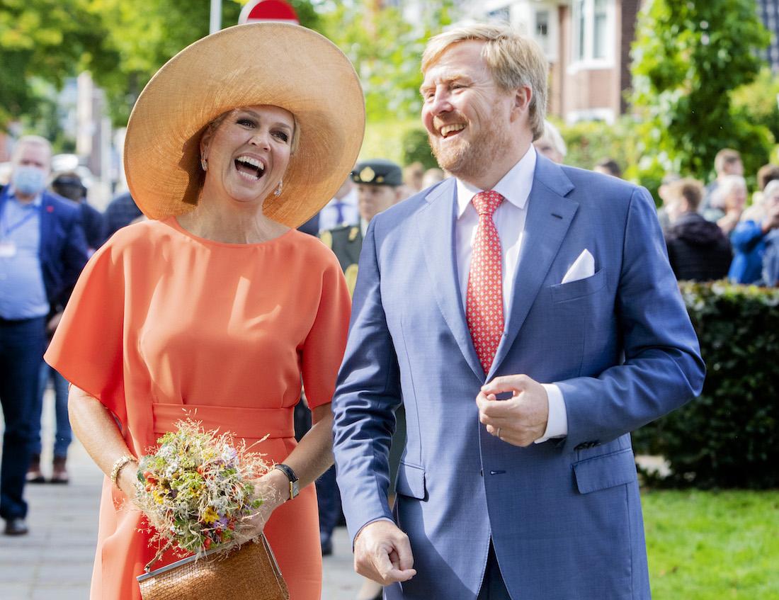 Willem-Alexander en Máxima 19 jaar getrouwd