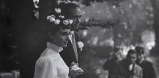 Audrey Hepburn bruidsjurken